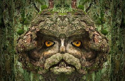 Digital Art - Woody 92 by Rick Mosher