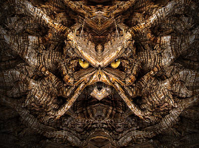 Digital Art - Woody 93 by Rick Mosher