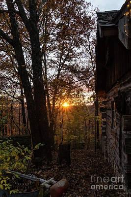 Photograph - Woody Sdc Sunset by Jennifer White