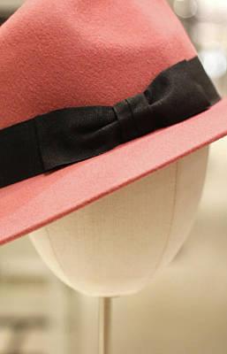 Hats Photograph - Wool Hat by The Art Of Marilyn Ridoutt-Greene