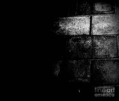 Photograph - Work Blackness by Steven Macanka
