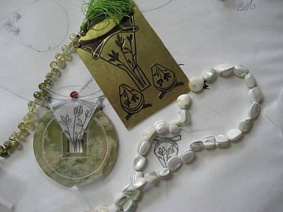 Jewelry - Work In Progress by Brenda Berdnik