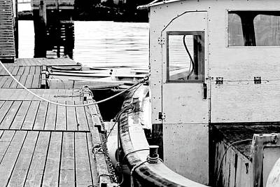 Photograph - Working Boat by Brian Pflanz