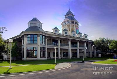Photograph - World Golf Hall Of Fame by Bob Pardue