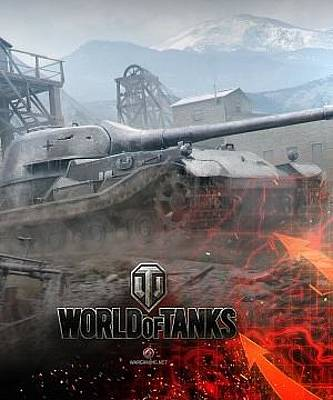 Wg Digital Art - World Of Tanks Wargaming Net Wot The Second Campaign Heavy Tank Vk 72 01 K Global Map Wg 93876 300x360 by Anne Pool