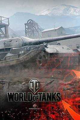 Wg Digital Art - World Of Tanks Wargaming Net Wot The Second Campaign Heavy Tank Vk 72 01 K Global Map Wg 93876 300x450 by Anne Pool
