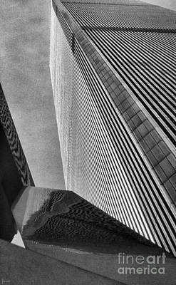World Trade Center 1 Art Print by Jeff Breiman