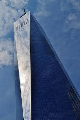 Photograph - World Trade Center by Eileen Brymer