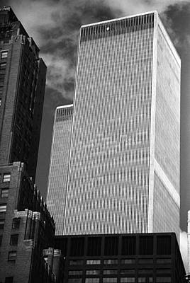 World Trade Center Art Print by Eric Foltz