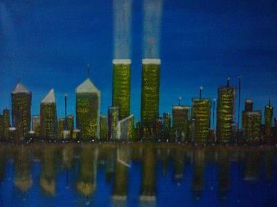 World Trade Center Art Print by Jason Walburn