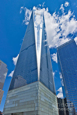 Photograph - World Trade Center by John Waclo