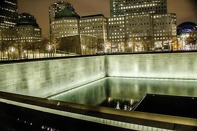 Wall Art - Photograph - World Trade Center North Tower by Robert Goodwin