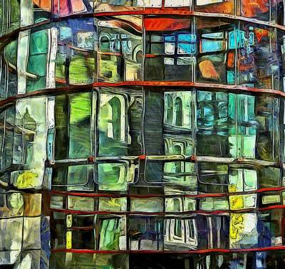 Photograph - World Trade Center Portland by Thom Zehrfeld