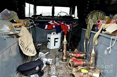 Photograph - World War 2 Cargo by Doc Braham