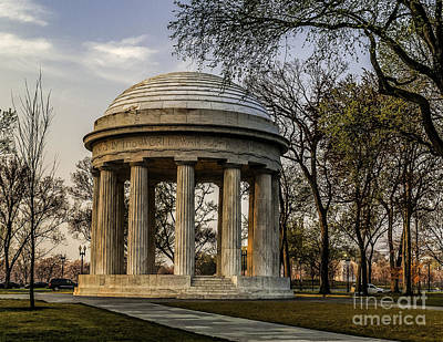 Photograph - World War I Memorial by Nick Zelinsky