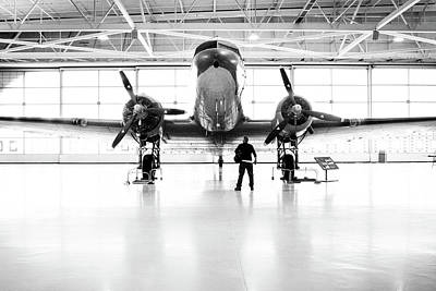 Photograph - World War II Canadian Aircraft by Nick Mares