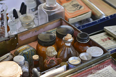 Photograph - World War Two Medicine by Olga Hamilton