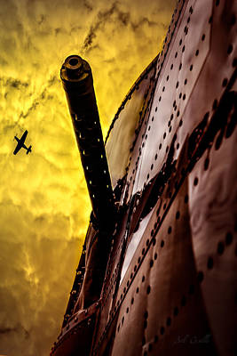 Photograph - World War Two North American B-25 by Bob Orsillo