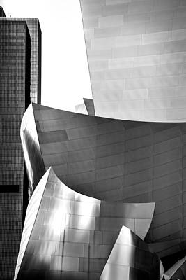 Los Angeles Photograph - Worlds Apart by Az Jackson