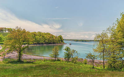 Photograph - Worlds End Hingham Massachusetts by Brian MacLean