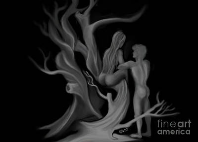 Worlds First Love Art Print by UniQ Arts