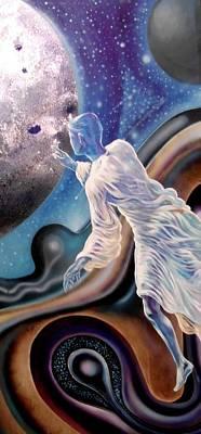 Worlds Art Print by Joe Santana