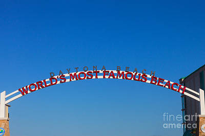 Photograph - World's Most Famous Beach by Diane Macdonald