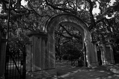 Wormsloe Gate Original