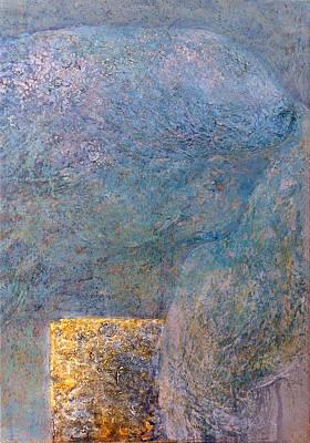 Painting - Worship 2 by Valeriy Mavlo