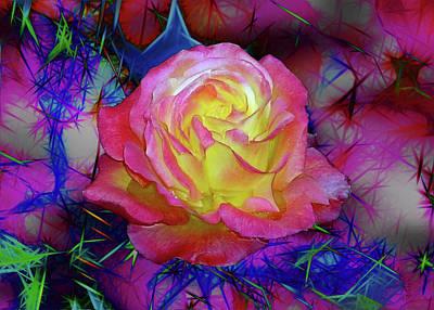 Digital Art - Worth It All by Max DeBeeson
