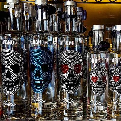 Photograph - Would You Drink This #vodka? Also What by Dante Harker