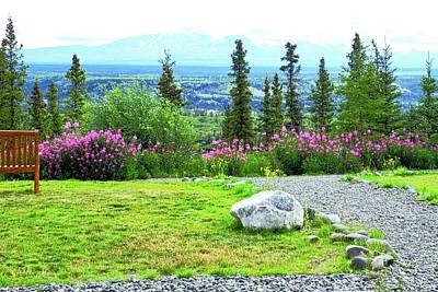 Photograph - Wrangell St. Elias Park And Preserve by Kirsten Giving