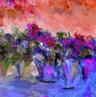 Digital Art - Wrap It Up Winter By Lisa Kaiser by Lisa Kaiser