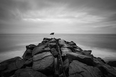 Wreck Of The Ss Atlansus Of Cape May Nj Art Print