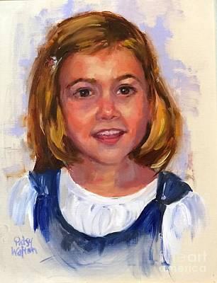 Painting - Wren Elise by Patsy Walton