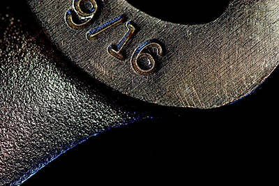 Photograph - Wrench by Chuck De La Rosa