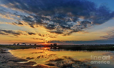 Photograph - Wrightsville Sound1 by DJA Images