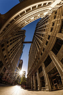 Photograph - Wrigley Building Chicago by Patrice Bilesimo