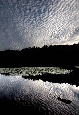 Photograph - Wrinkled Sky by Rod Stewart