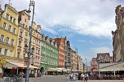 Photograph - Wroclaw-38 by Rezzan Erguvan-Onal