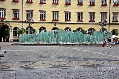 Photograph - Wroclaw-41 by Rezzan Erguvan-Onal