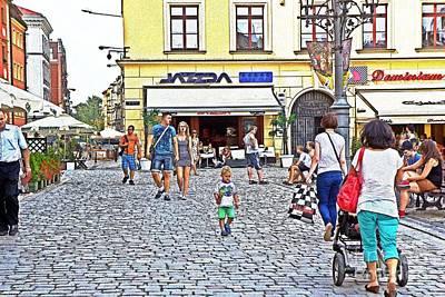 Photograph - Wroclaw-43 by Rezzan Erguvan-Onal
