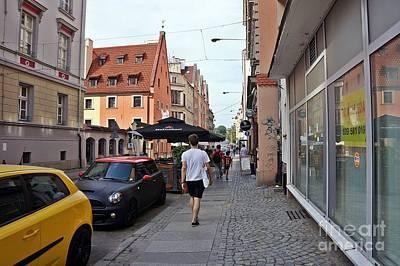 Photograph - Wroclaw-46 by Rezzan Erguvan-Onal
