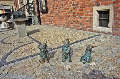 Photograph - Wroclaw-54 by Rezzan Erguvan-Onal
