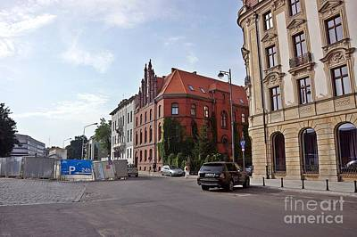 Photograph - Wroclaw-62 by Rezzan Erguvan-Onal