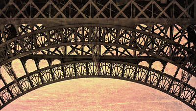 Photograph - Wrought Iron Art by JAMART Photography