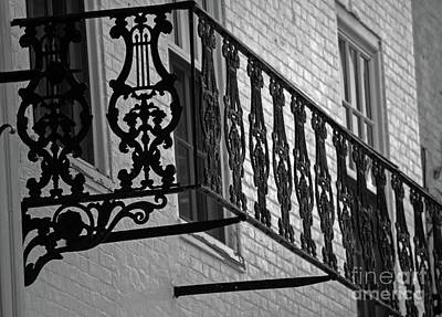 Photograph - Wrought Iron by Kevin Fortier