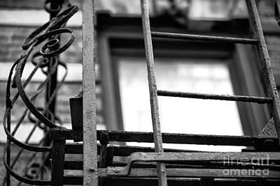 Photograph - Wrought Iron Up Close by John Rizzuto