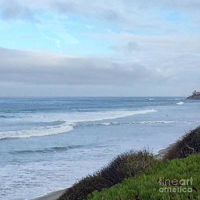California Er Photograph - Water's Edge by Kim Nelson