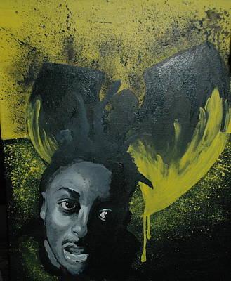 Wu Tang Killa Bee Art Print